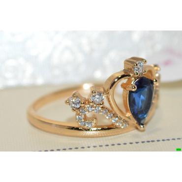 xp кольцо (01-43) синий 1шт.