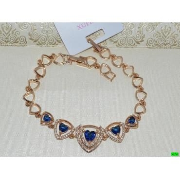 xp браслет (01-72) синий 1шт.