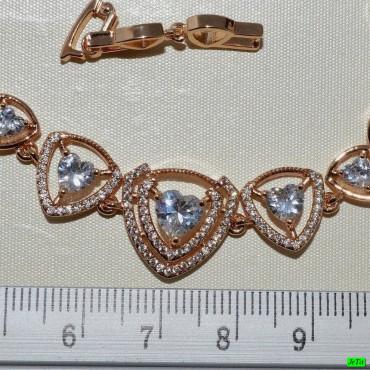 xp браслет (01-72) белый 1шт.