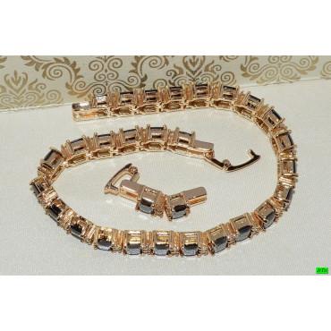 xp браслет (01-67) чёрный 1шт.