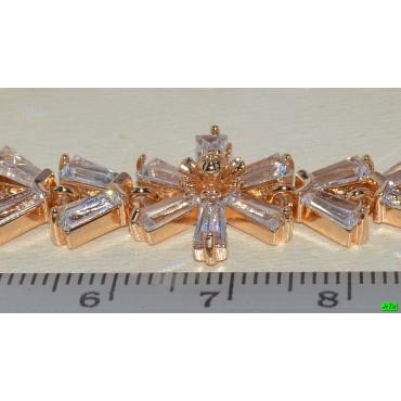 xp браслет (01-64) белый 1шт.