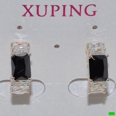xp сережки (01-52) золото 1шт.