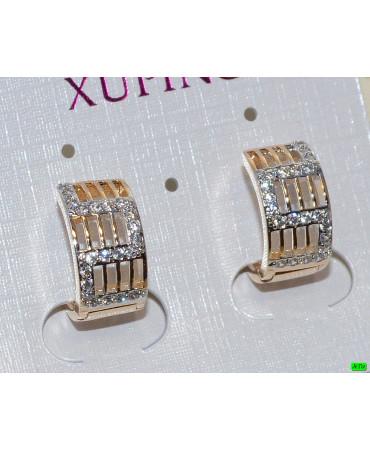 xp сережки (01-60) 1шт.