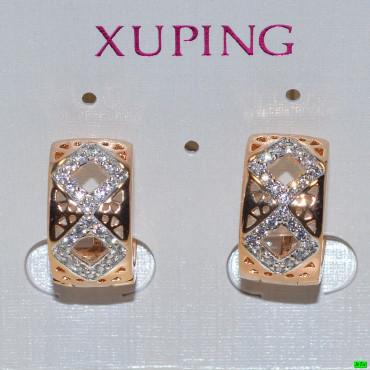 xp сережки (01-57) 1шт.