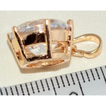 xp кулон (01-02) золото 1шт.