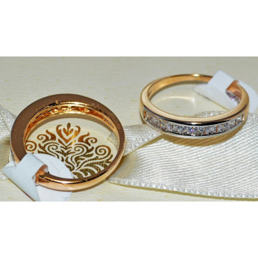 xp кольцо (01-03) тонкое 1шт.
