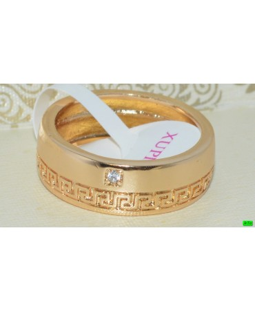xp кольцо (01-58) золото 1шт.