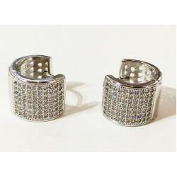 xp сережки (02-08) серебро 1шт.