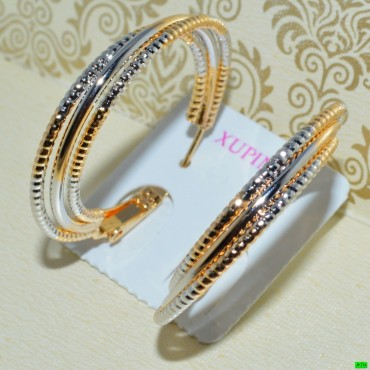 xp сережки (01-93) большие 1шт.