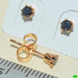 xp сережки (00-88) золото 1шт.