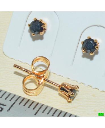 xp сережки (00-89) золото 1шт.