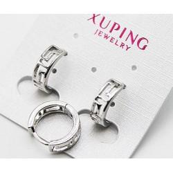 xp сережки (01-50) серебро 1шт.