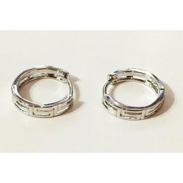 xp сережки (02-23) серебро 1шт.