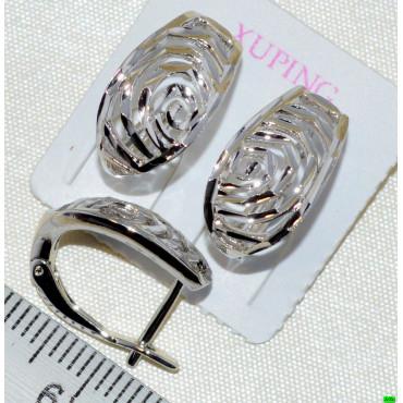 xp сережки (01-66) 1шт.