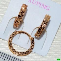 xp сережки (02-85) 1шт.