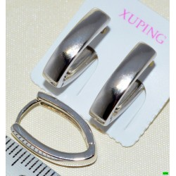 xp сережки (02-29) широкие 1шт.