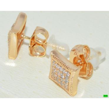 xp сережки (00-57) золото 1шт.