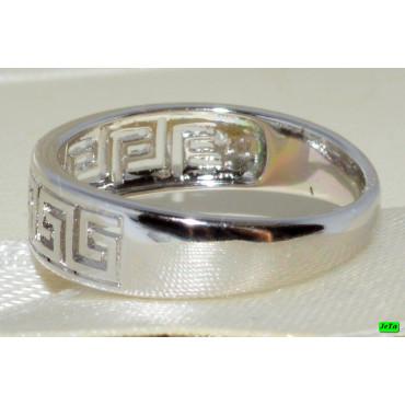xp кольцо (01-55) серебро 1шт.