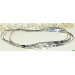 xp ланцюжок (01-39) срібло 1шт.