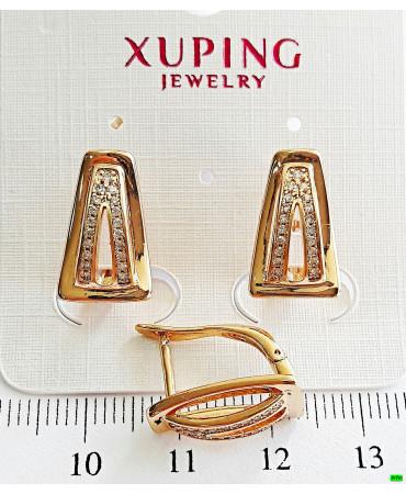 xp сережки (01-34) 1шт.