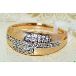 xp кольцо (01-34) золото 1шт.