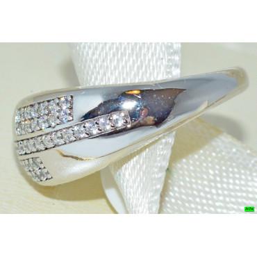 xp кольцо (01-34) серебро 1шт.
