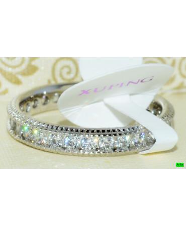 xp кольцо (01-04) серебро 1шт.