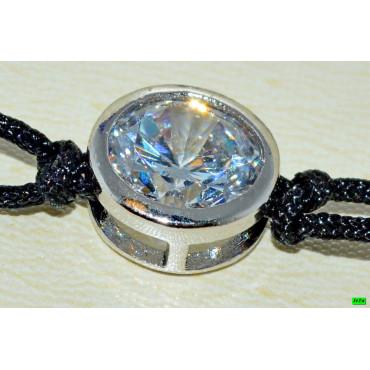 xp браслет (01-35) серебро 1шт.