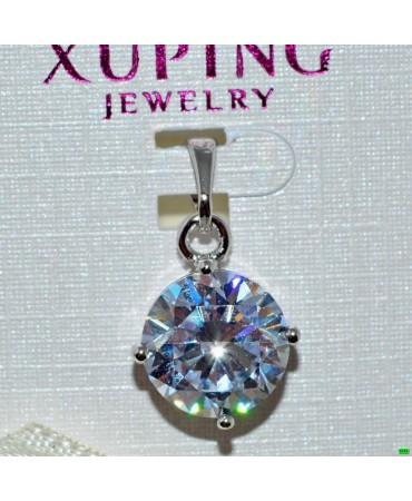 xp кулон (01-02) серебро 1шт.