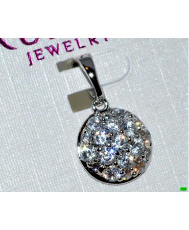 xp кулон (01-07) серебро 1шт.