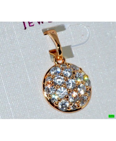 xp кулон (01-07) золото 1шт.