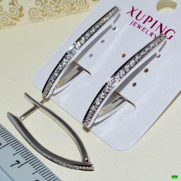 xp сережки (01-97) большие 1шт.