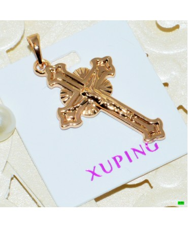 xp кулон (01-12) золото 1шт.