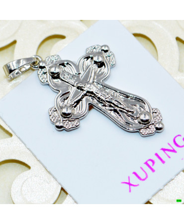xp кулон (01-14) серебро 1шт.