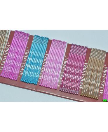 невидимка (01-08) цветная 100шт.
