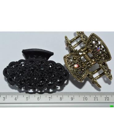 краб (01-47) чёрный 1шт.