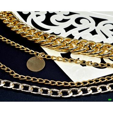 кулон (01-55) золото 1шт.