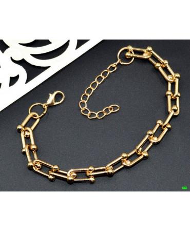 браслет (02-24) золото 1шт.