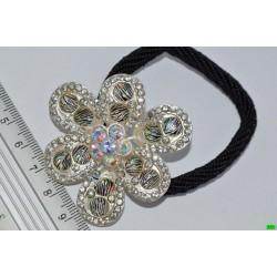 резинка  (03-60) серебро 1шт.