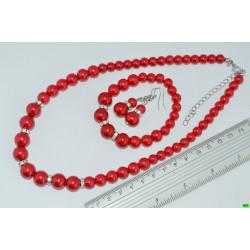 набор (01-34) красный 1шт.