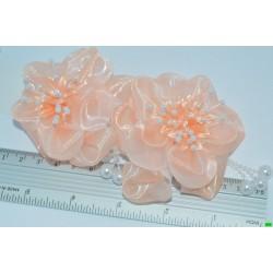бантик (01-05) оранж 2шт.