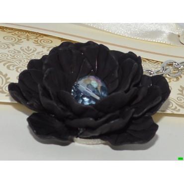 брелок (01-06) чёрный 1шт.
