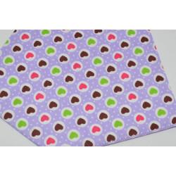 бандана-косынка (01-35) фиолет 1шт.