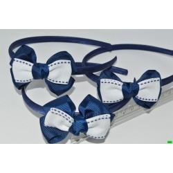 детский обруч  (01-99) синий 3шт.
