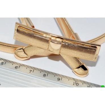 Ремень (01-25) золото 1шт.