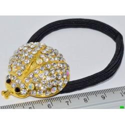 Резинка (02-69) золото 1шт.