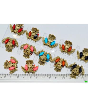 краб (02-45) бронза 6шт.