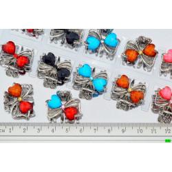 краб (02-44) метал 6шт.