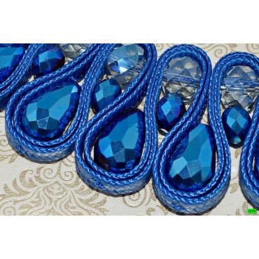 буси (01-20) синій 1шт.