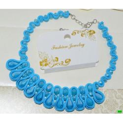 буси (01-20) блакитний 1шт.